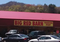 Big Red Barn Trading Post