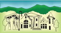 Downtown Waynesville Logo
