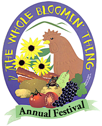 The Whole Bloomin Thing Logo