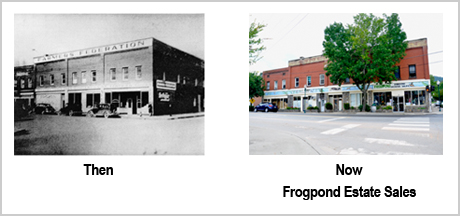 10 Commerce St Then and Now