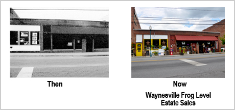 270 Depot St Then and Now