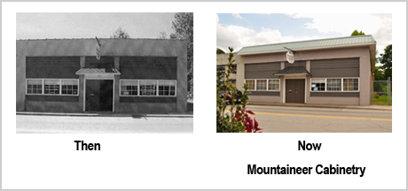 275 Depot St Then and Now