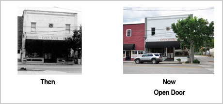 40A Commerce St Then and Now