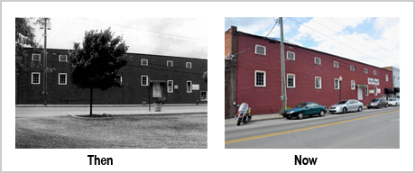 40B Commerce St Then and Now