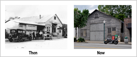 80 Commerce St Then and Now